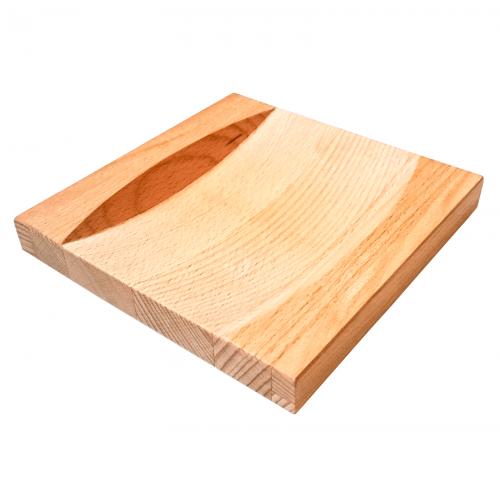 Монетница из дерева
